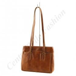 Leder Schultertaschen - 1047 - Echtes Leder Taschen