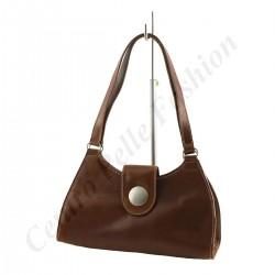 Tasche aus echtem Leder für Damen - 1042 - Echtes Leder Taschen