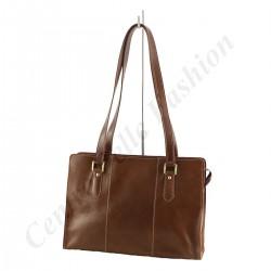 Damen Tasche aus Leder - 1035 - Echtes Leder Taschen