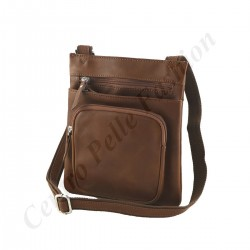 Leather Man Bag - 2012 - Mens Shoulder Bags