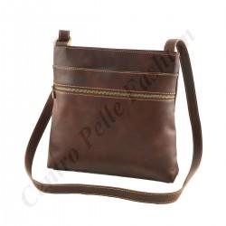Unisex-Tasche aus Leder - 1026 - Echtes Leder Taschen