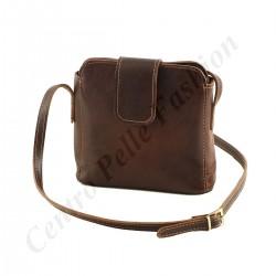 Männer Umhängetaschen Leder - 2038 - Echtes Leder Taschen