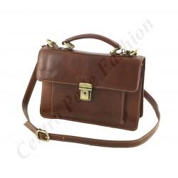 Herren Leder Handtasche - 2018 - Echtes Leder Taschen