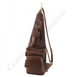 Leather Waist Bags - 2011 - Men Leather Bag
