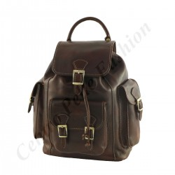 Genuine Leather Backpackas - 3007 - Genuine Leather Bag