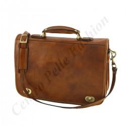 Aktentaschen aus Leder - 4002 - Echtes Leder Taschen