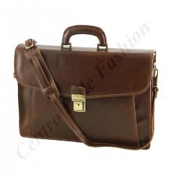 Aktentaschen Leder - 4027 - Echtes Leder Taschen