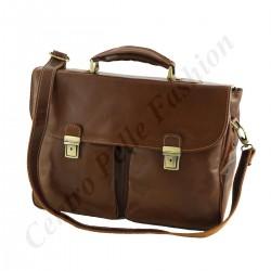 Businesstasche Leder - 4009 - Echtes Leder Taschen