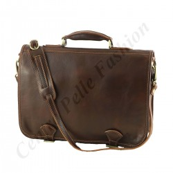 Genuine Leather Business Briefcases - 4026 - Genuine Leather Bag