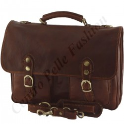 Leather Business  Briefcase - 0002 - Luxury