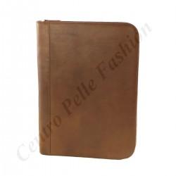 Konferenzmappe Leder - 4014 - Echtes Leder Taschen