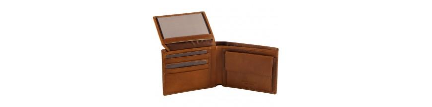 Herren Geldbörse aus Leder